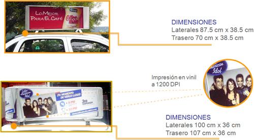 taxi_dimensiones